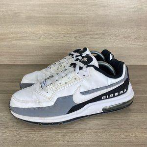 NIKE AIR MAX LTD 3 White Athletic Running Shoe